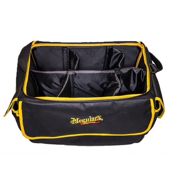 Meguiars Large Black Kit Bag Detailingtasche 60 x 30 x 35cm