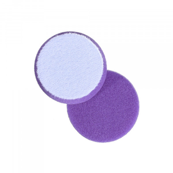 Detail Passion Polierpad 30mm medium purple 15mm Ø 35/45mm