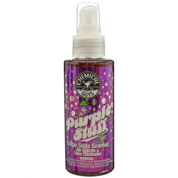 Chemical Guys Purple Stuff Grape Soda Duft & Lufterfrischer 118ml