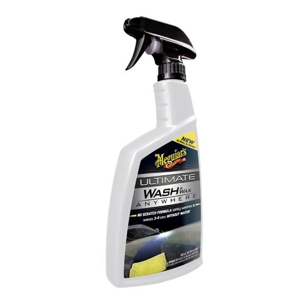 Meguiars Ultimate Waterless Wash & Wax wasserlose Wäsche