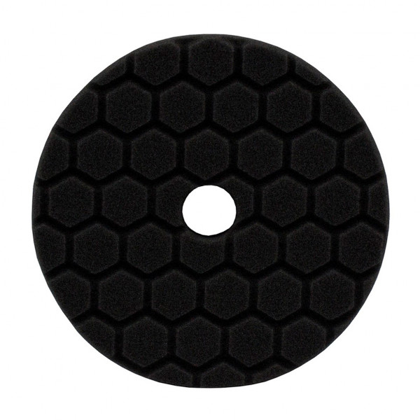 CHEMICAL GUYS 6,5 INCH SCHWARZ HEX-LOGIC QUANTUM FINISHING POLIERPAD