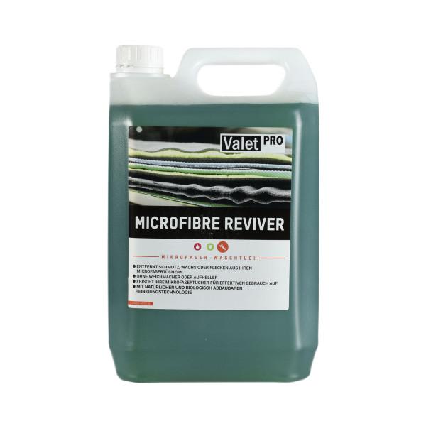 ValetPRO Microfiber Reviver Mikrofaserwaschmittel 5000ml