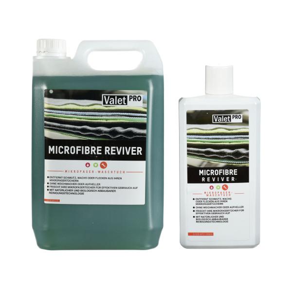 ValetPRO Mikrofaserwaschmittel Microfiber Reviver