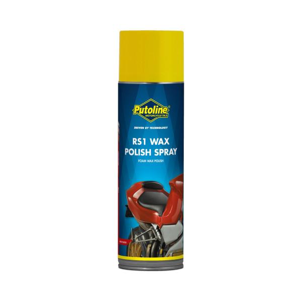 Putoline RS1 Wax Polish Wachsspray 500ml