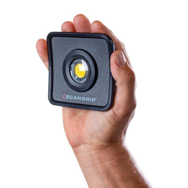 Scangrip Nova Mini Akku-Leuchte mit 1000 Lumen Lichtstrom