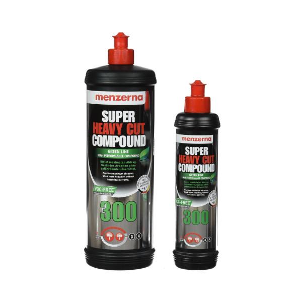 Menzerna Super Heavy Cut Politur 300 Green Line VOC-Free